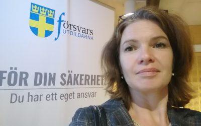 Omvärlden och svenskt civilt försvar!