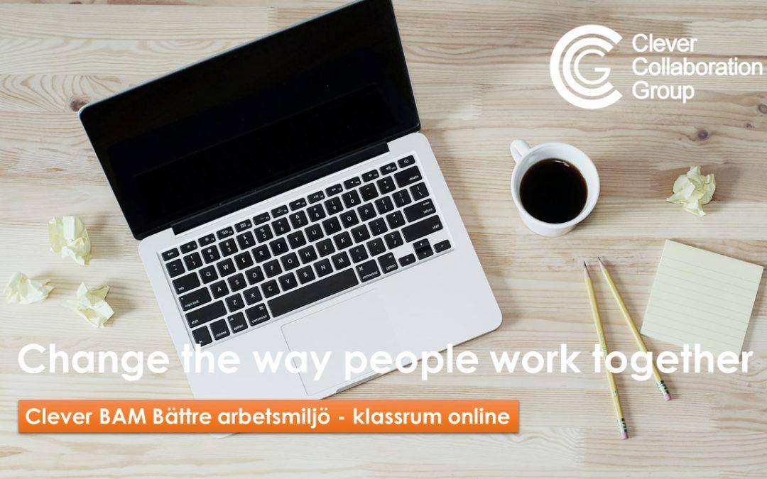 BAM Bättre arbetsmiljö grundutbildning – Online