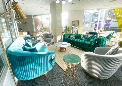Chelsea Creek Interior Design showroom