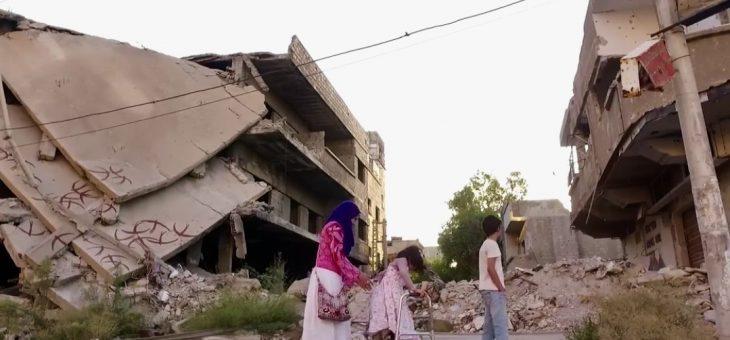 Projection du film «Le Citoyen de la Guerre»