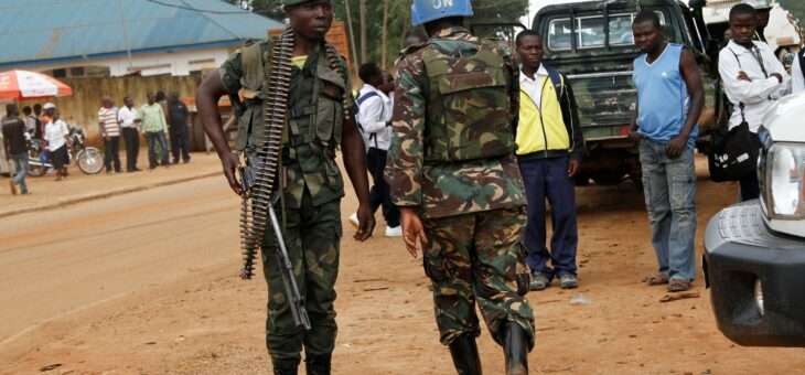 Congo: Attack on peacekeepers in North Kivu