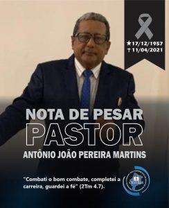 Nota de Pesar_Pr Antonio João M