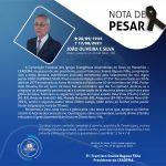 Nota de Pesar_Pr JOÃO OLIVEIRA E SILVA