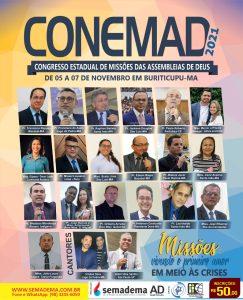 Congresso Estadual de Missões das Assembleias de Deus