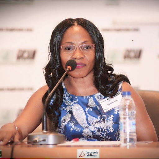 Ms. CHRISTINE EVINA - CEO & Founder of CE CONNECT