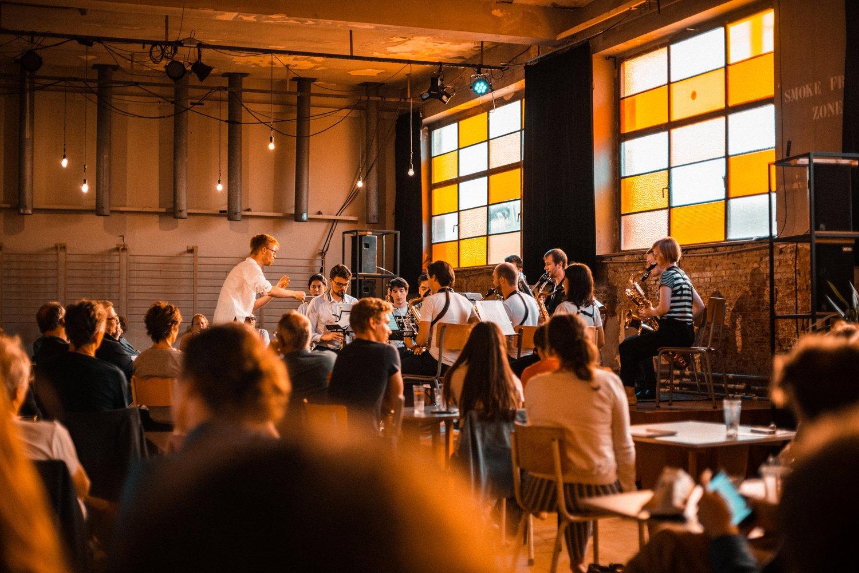 Belgian Sax Choir - Zomerfabriek