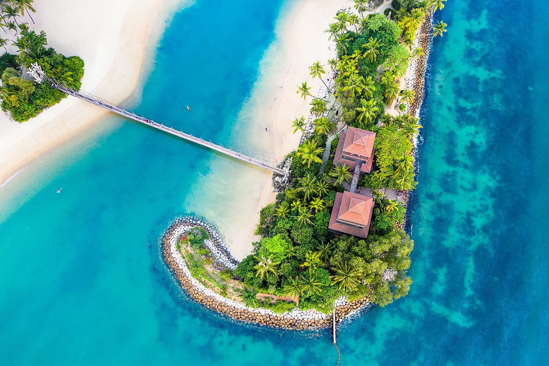 Beach Island Singapore by Cedric Paquet(Photographer&Filmmaker)