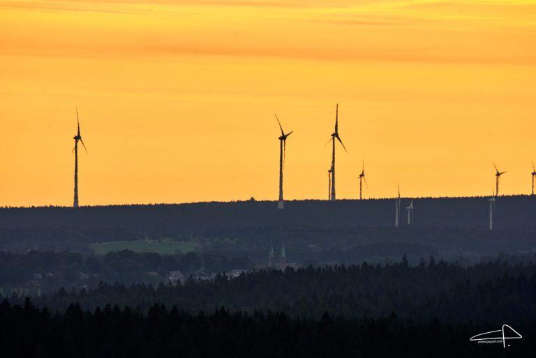 Sony 200 - 600 Review Sunrise Belgium Weismes Windmühlen Fotograf Cedric Paquet