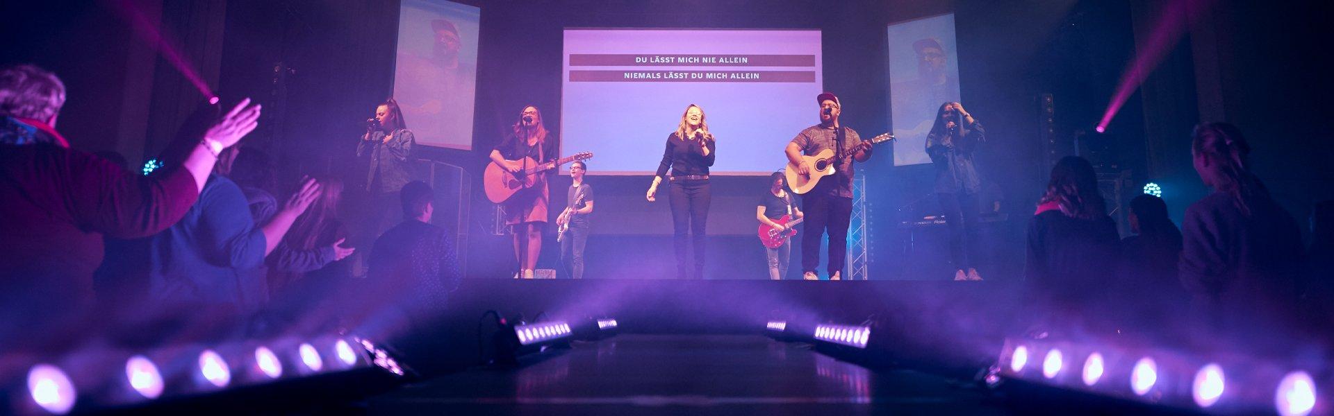 Celebrate Life Worship