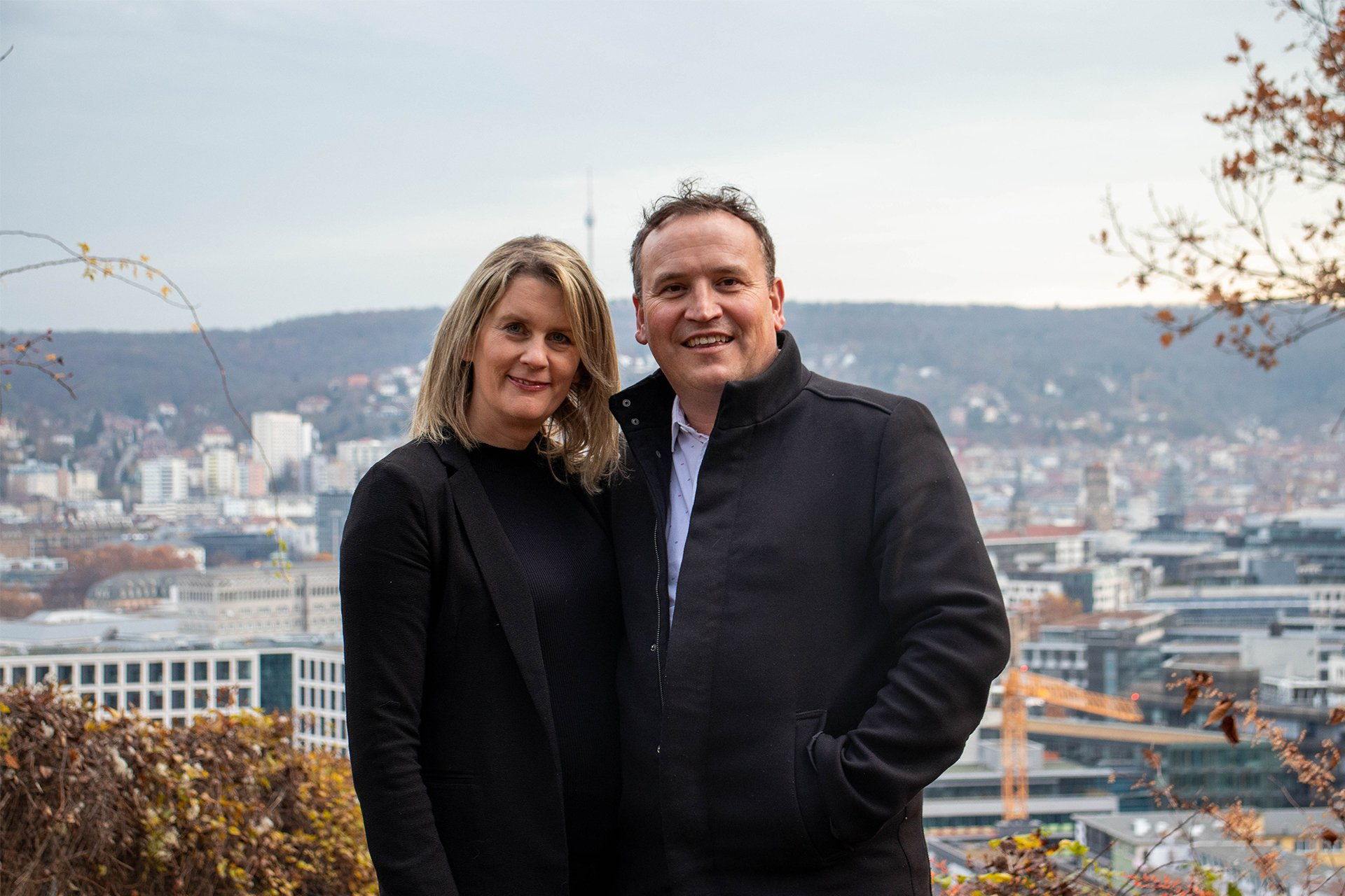 Dan Schmid und Karin Schmid