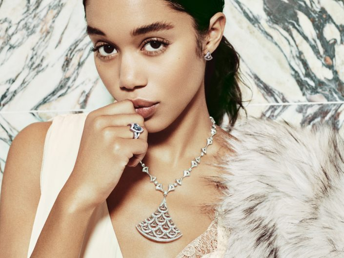 Vogue Arabia – Laura Harrier – September Issue