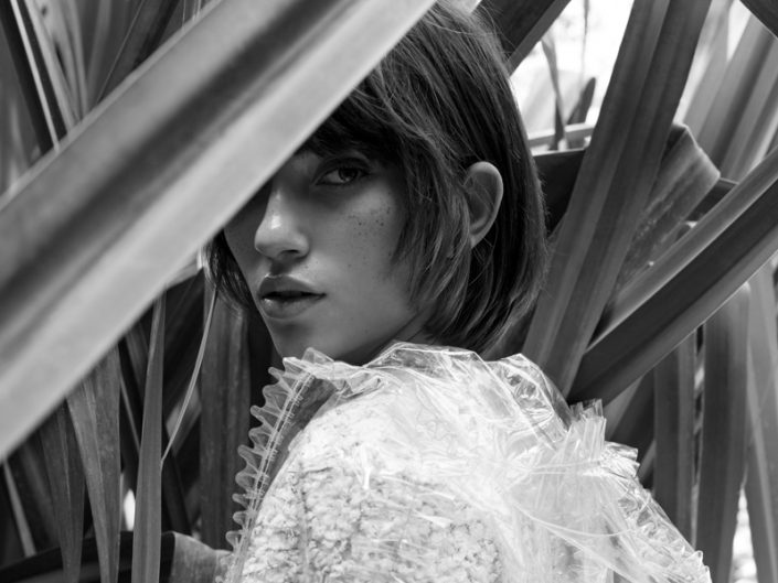 Chanel SS18 Advertorial