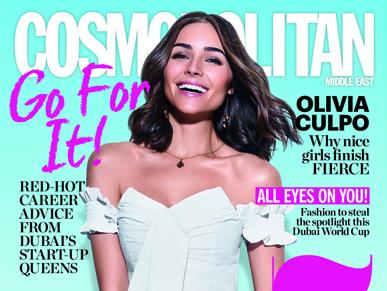 Cosmopolitan Magazine – Cover Shoot