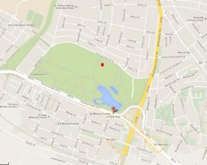 Victoria Park Location