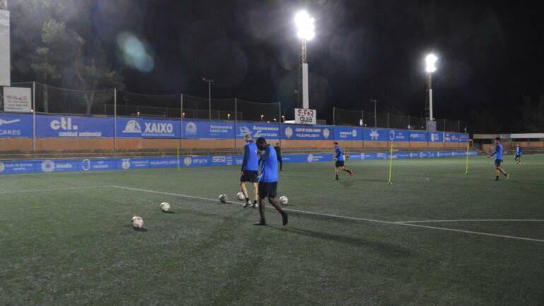 Nuevo reto para el CF Gandia en una semana intensa