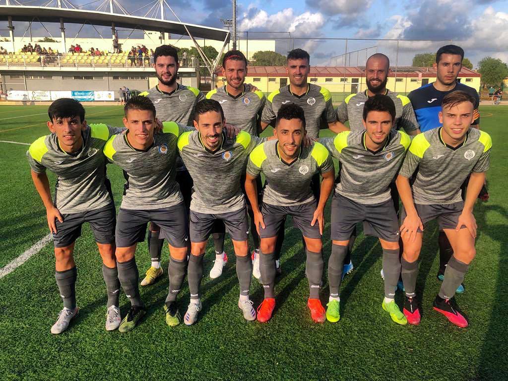El CF Gandia se lleva el Trofeo Ricard Alós ante el Atlético Moncadense (1-2)