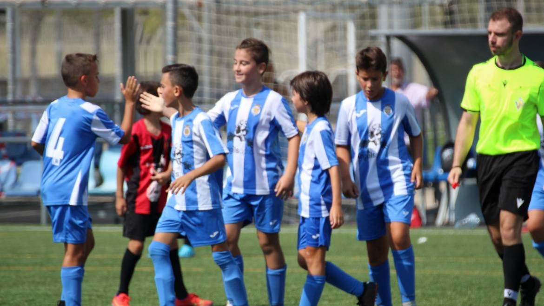 Resultados ACADEMIA. Infantil A y Juvenil A cogen paso firme en sus competiciones con victoria como locales.