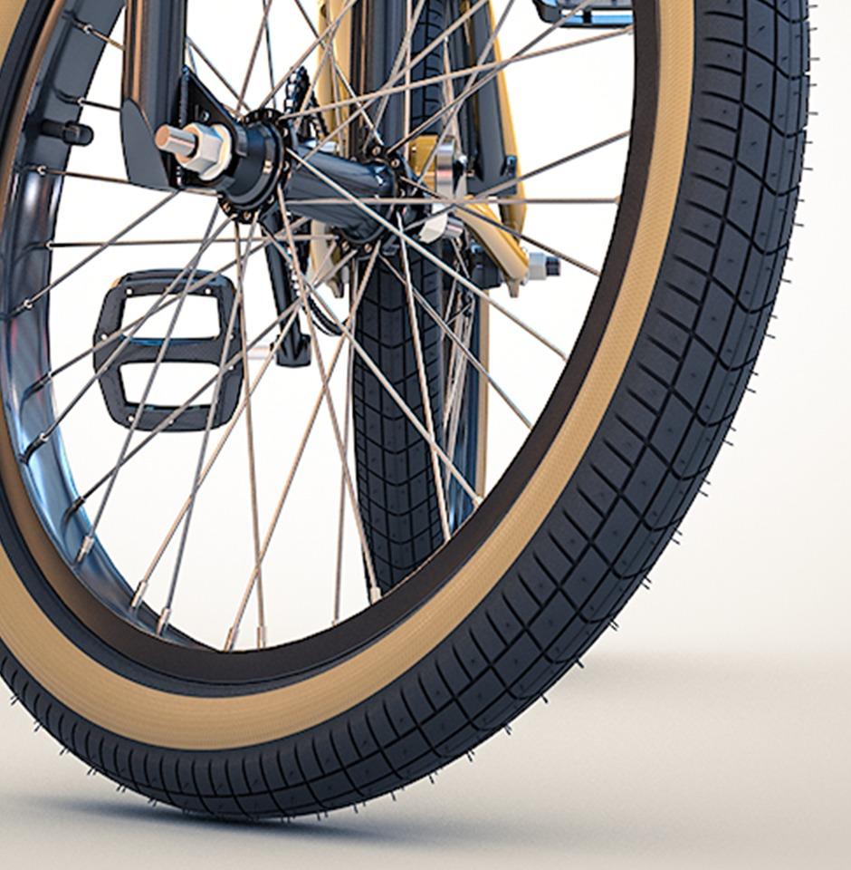 High roller tire