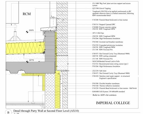 R:RCM1405 - Royal College of MusicBIMWork In Progress DataWork In Progress1405-JSA-B1-XX-M3-AR-Sheets_d.pdf