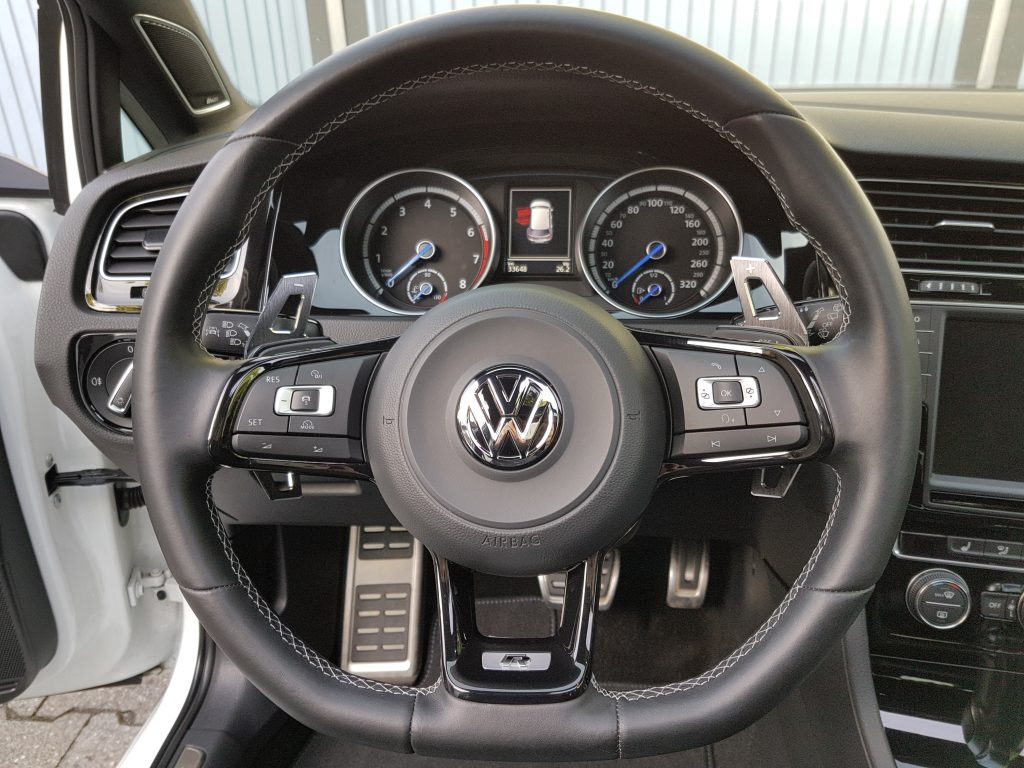 Volkswagen Golf 7R 300 PS, Innenraum