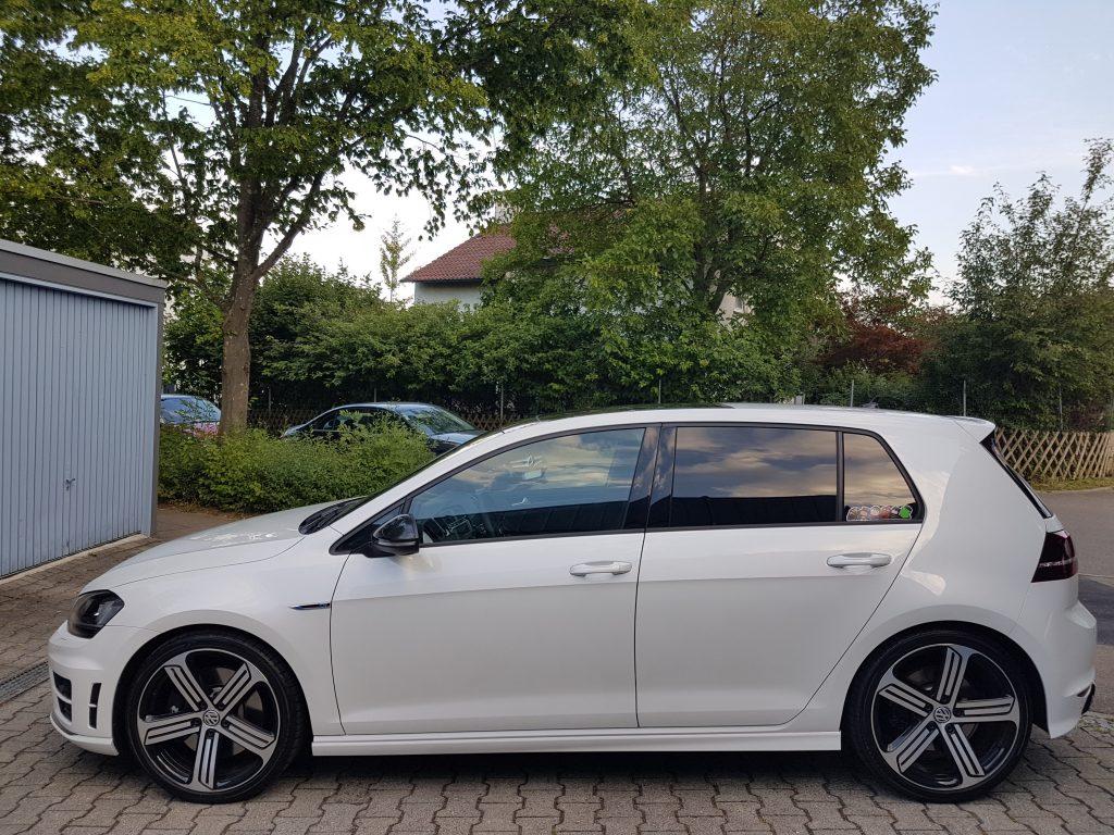 Volkswagen Golf 7R 300 PS