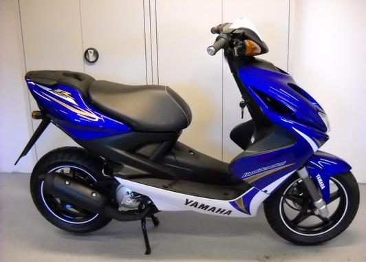 Yamaha Aerox Roller, einer der schönsten damals