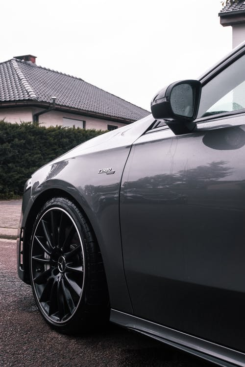 Turbo AMG der Rentnerschreck