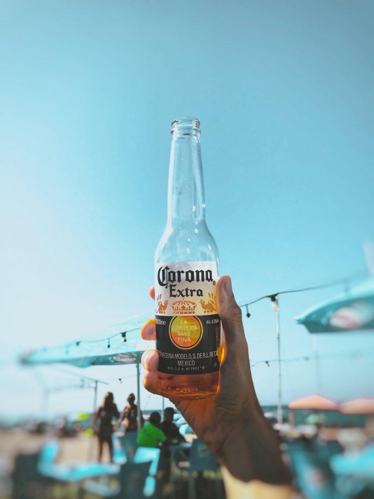 Corona Extra Bier, Bier, Bier