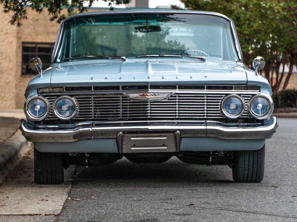 Kindheitserinnerungen, 61er Impala