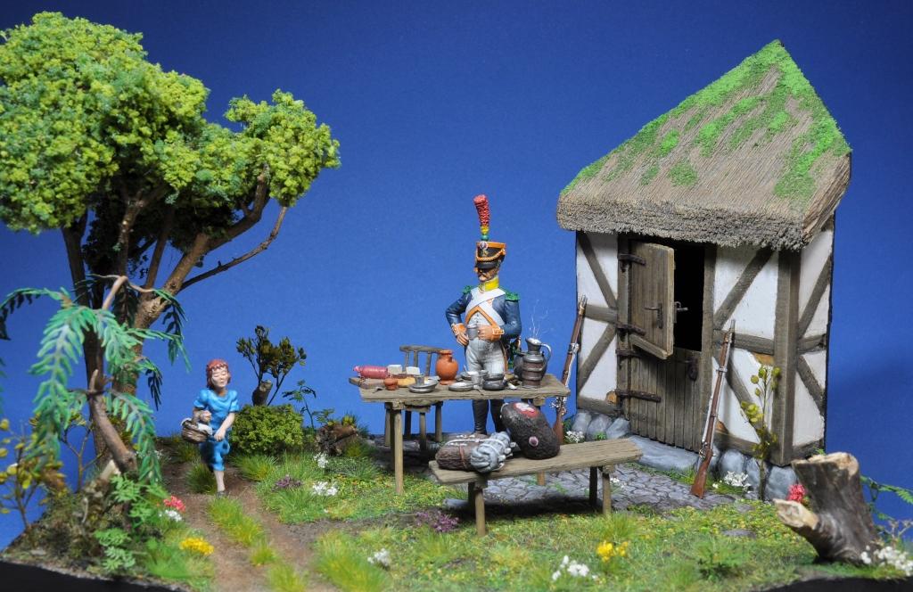 Den-lille-Rødhætte-Metal-Modeles-og-Andrea-Miniatures-54mm