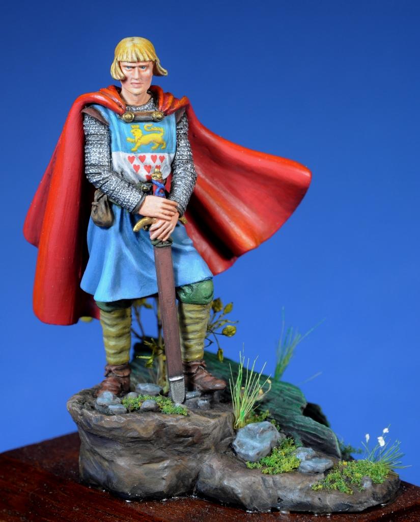 Hertug-Knud-af-Lolland-og-Blekinge-1205-1260-Andrea-Miniatures-54mm