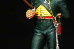 Capitaine-1-er-Rég.-dInfan.-du-Royaume-dItalie-1807-Metal-Modeles-54mm