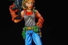 Rosie-Chronotechnician-Reaper-Miniatures-32mm