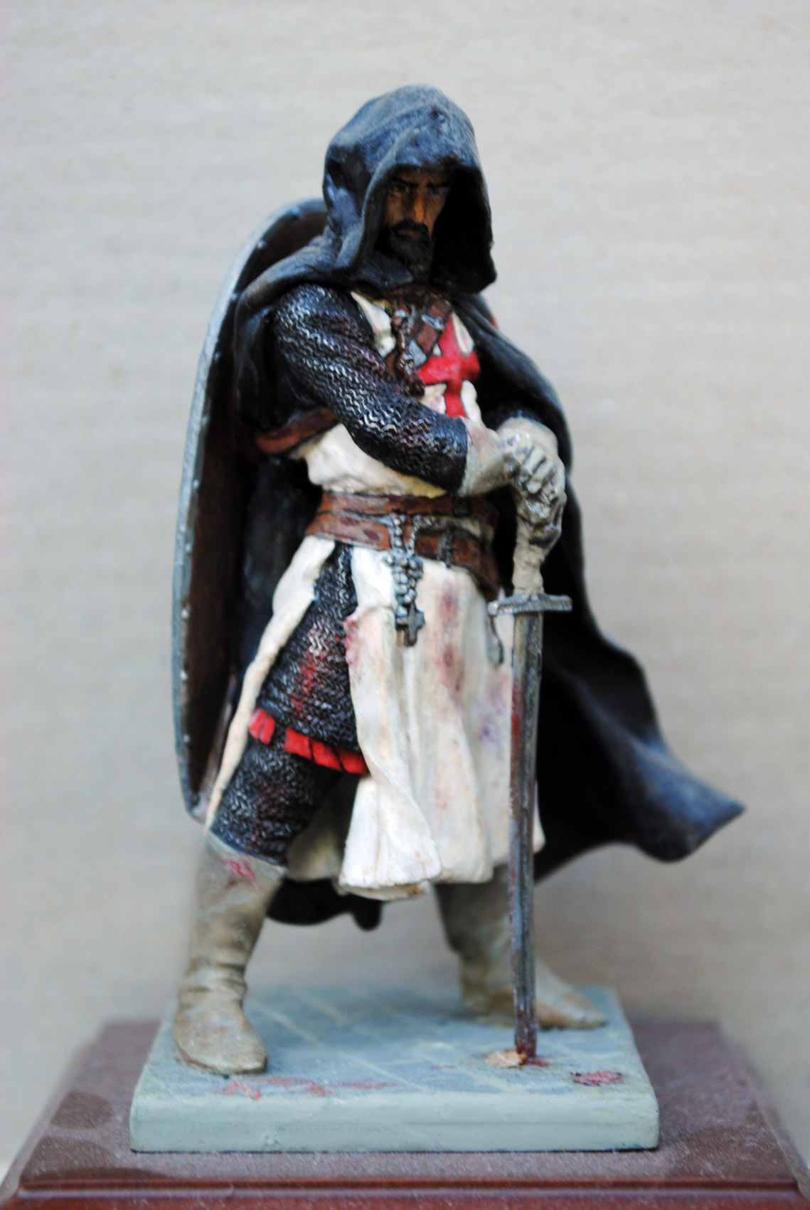 1240 Tempelridder sergeant