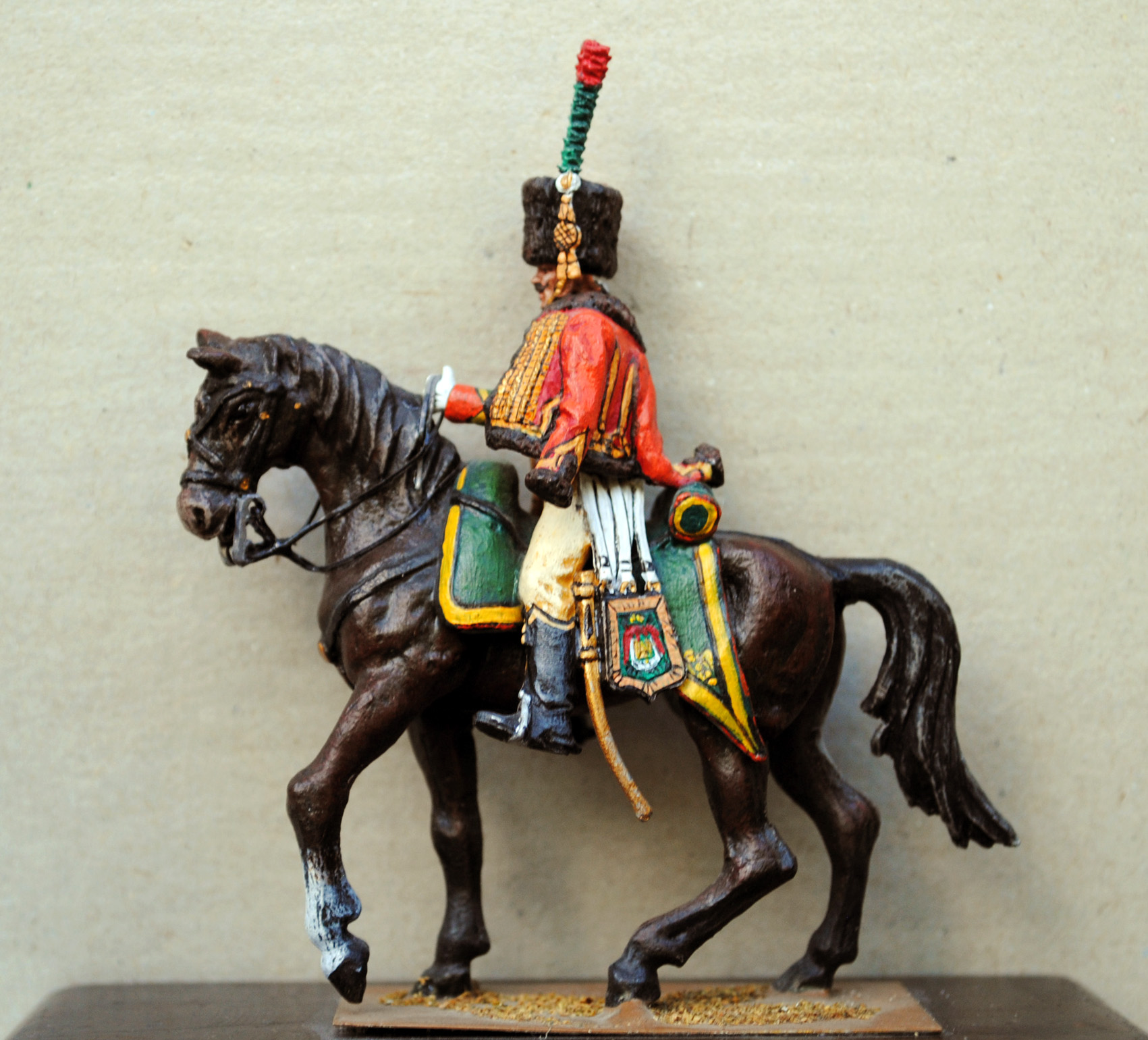 1808-Chasseur-of-the-Guard-
