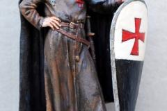 11.-århundrede-Crusader