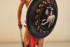 6.-3. årh. f.Kr. Græsk Hoplite