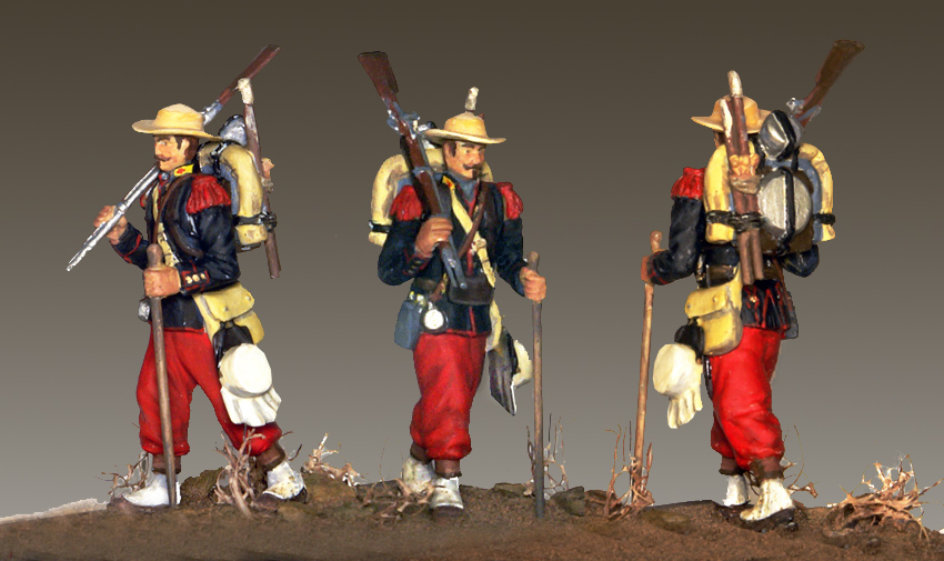 1863-Fransk-legionær-Mexico