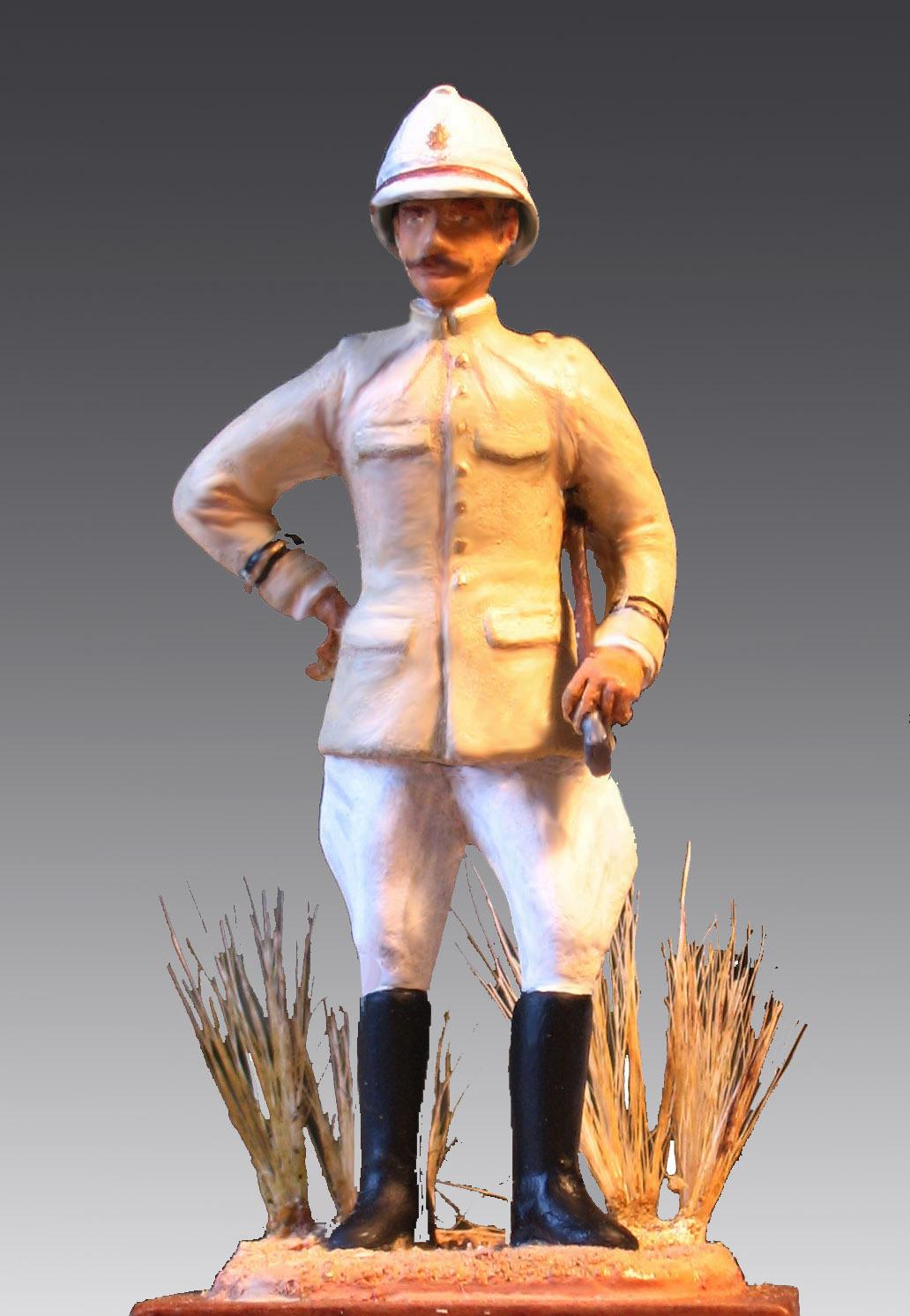 1903-SelchauHansen-Légion-Étrangère-1