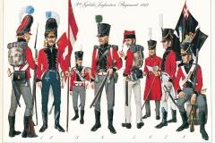 1813-3.-Jydske-Inf.-Regiment