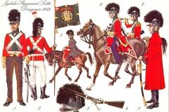 1813-Jydske-Reg.-Lette-Dragoner