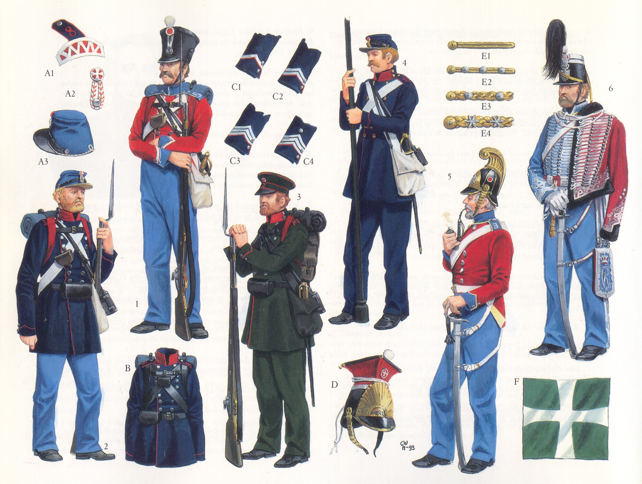 Danske-soldater-under-treårskrigen-2