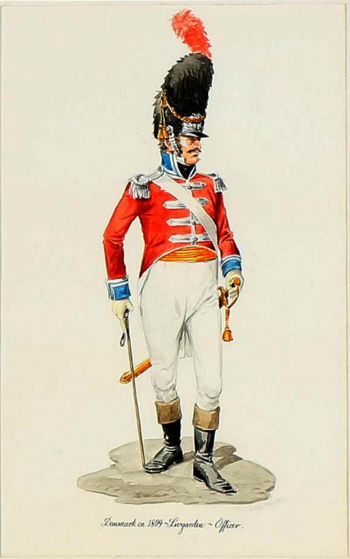1809-Livgarden-officer