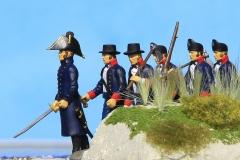 1811-Søløjtnant-C.-Holstein-med-matroser-på-Anholt-1
