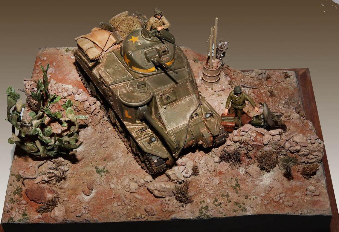 1942-M3-Lee-i-Tunisien