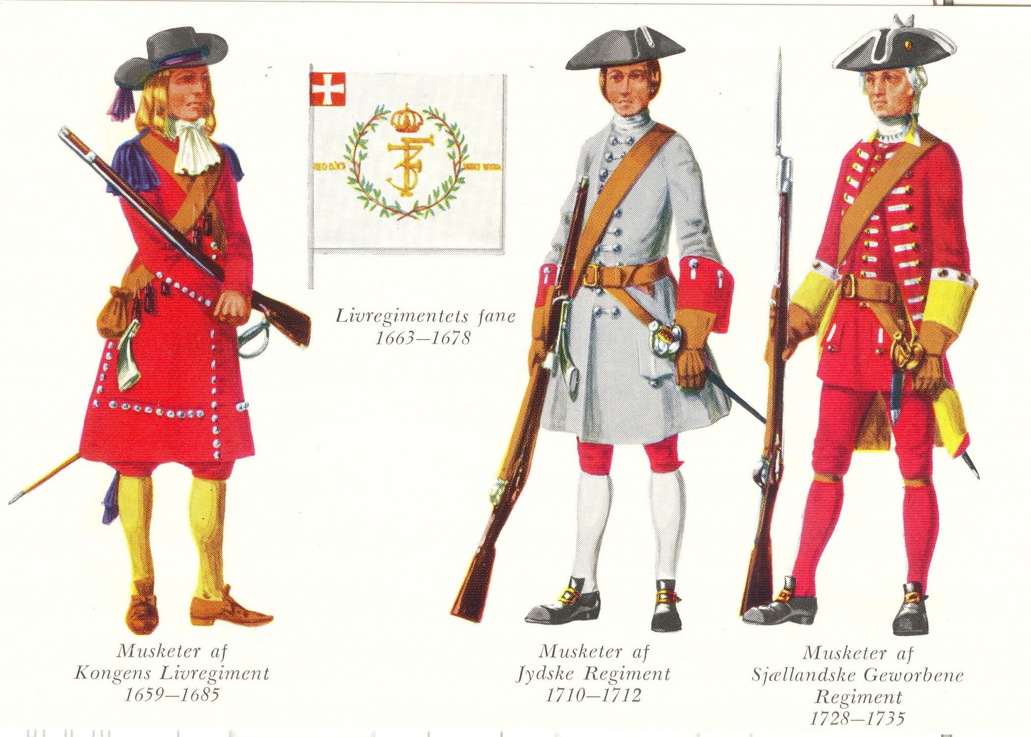 Nr.-1-Kongens-Jydske-og-Sjællandske-Geworbene-Regiment