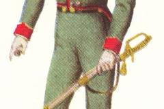 Nr.-4a-Stabsofficer-af-Sjællandske-Jægerkorps-1826