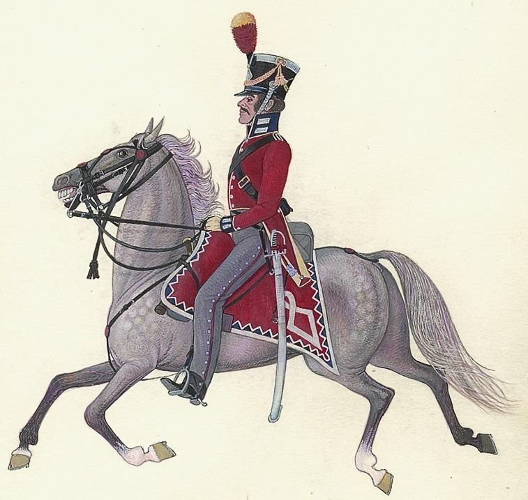 DK-1808-Generalstabens-Guidekorps-guide-1808