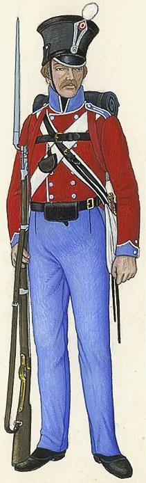 DK-1848-1.-Linie-Infanteri-Bataillon-Menig-1848-1966