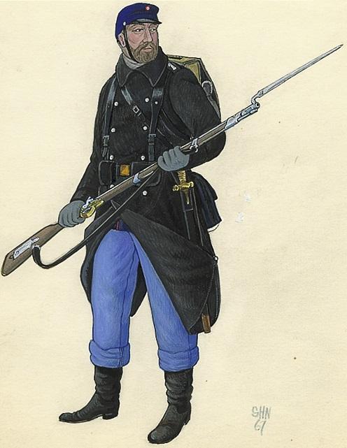 DK-1864-1-Infanteriregment-Menig-1864-1967